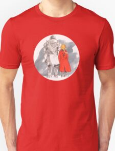 Heart Made Fullmetal T-Shirt