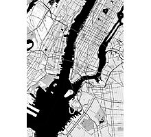 New York Toner Poster Photographic Print