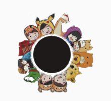 Phandom One Piece - Short Sleeve