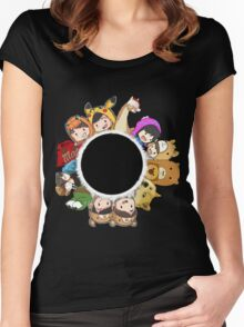 Phandom Women's Fitted Scoop T-Shirt