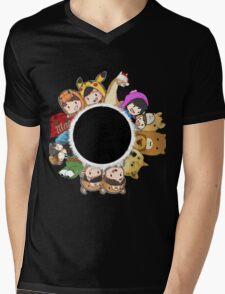 Phandom Mens V-Neck T-Shirt