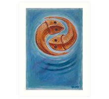 pi seas Art Print