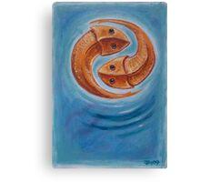 pi seas Canvas Print