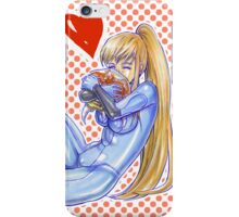 Samus Aran iPhone Case/Skin