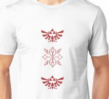 Nerdy Christmas Sweater: Zelda Unisex T-Shirt