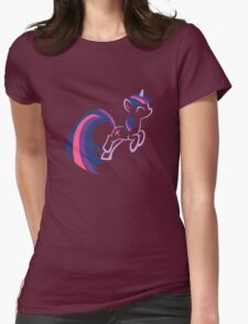 Twilight Sparkle by Up1ter Womens Fitted T-Shirt
