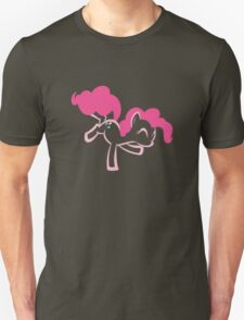Pinkie Pie by Up1ter T-Shirt