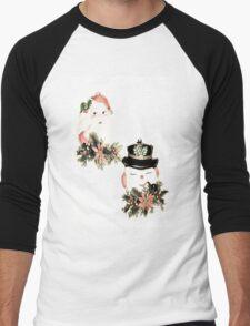 Seasonal Icons Men's Baseball ¾ T-Shirt