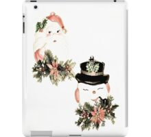 Seasonal Icons iPad Case/Skin