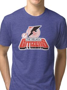 Number Six Tri-blend T-Shirt