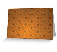 Prismatic Texture 50 Greeting Card