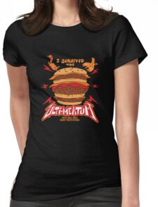Ulti-Meat Bragging Rights Womens Fitted T-Shirt