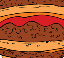 Ulti-Meat Bragging Rights Sticker