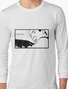 Clever girl... Long Sleeve T-Shirt