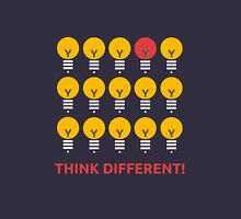 Think different Unisex T-Shirt
