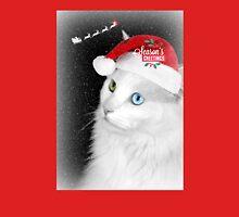 """Delain says """"Happy Holidays"""" Unisex T-Shirt"""