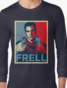 crichton propaganda Long Sleeve T-Shirt