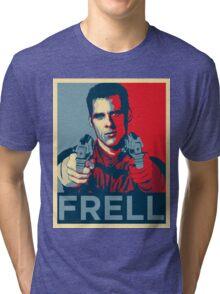crichton propaganda Tri-blend T-Shirt
