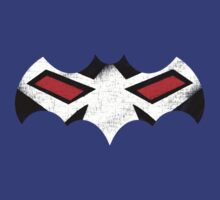 Bane Vs Batman Symbol by Chris Johnson