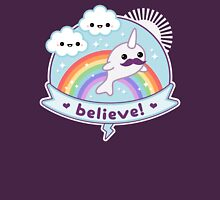 Believe in Narwhals T-Shirt