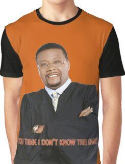 Judge My Game Graphic T-Shirt