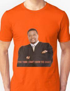 Judge My Game T-Shirt