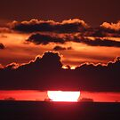 Beautiful Sunset - Puesta Del Sol Maravillosa by Bernhard Matejka