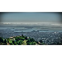 San Fransisco Bay Photographic Print