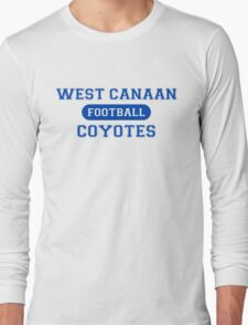 West Canaan Coyotes Long Sleeve T-Shirt