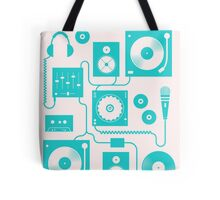 Four To The Floor Tote Bag