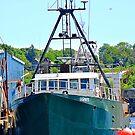 Osprey Fishing Vessel by joevoz