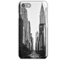42nd St View iPhone Case/Skin