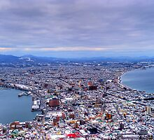 After Snow , Hakodate - Hokkaido , Japan by sxhuang818