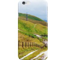 summer landscape iPhone Case/Skin
