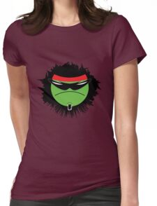 COOL CHARACTER Womens Fitted T-Shirt