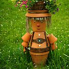Tiroler happy gardener by steppeland