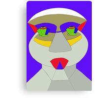 Mr Tap Canvas Print