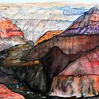 Colors of the Canyon by PaulCArts