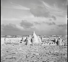 Sand Castle by Photonmixer