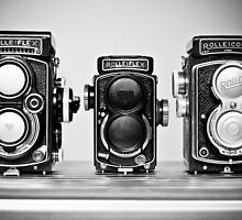 My New Rollei's by tourmania