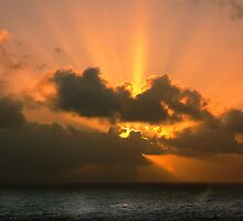 Sunrays  by ClarkBurd