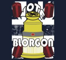 Vote Blorgon by J. Stoneking