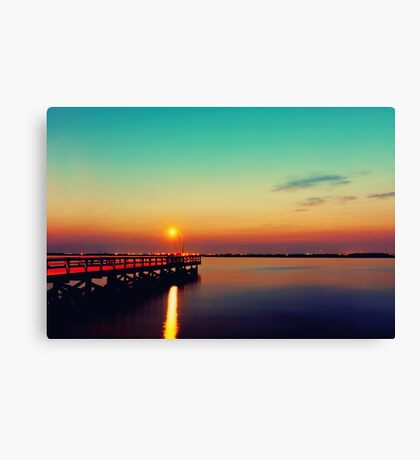 Sunglow Canvas Print