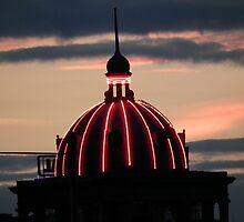 Neon Sunset by MyPixx
