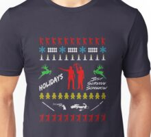Walking Dead - Ugly Christmas sweater knitted Unisex T-Shirt
