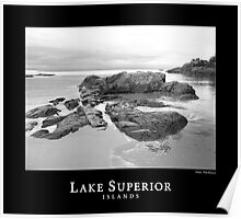 Lake Superior Islands #2 Poster