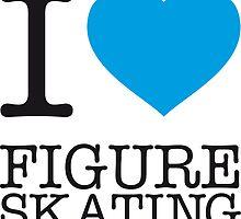 I ♥ FIGURE SKATING by eyesblau