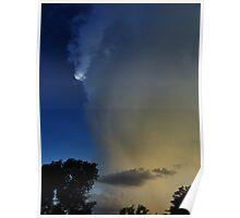 Rain . . . Like Manna From The Heavens Poster