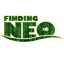 Finding Neo Photographic Print