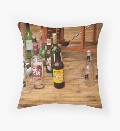 Scottish Summer Party 2 Throw Pillow